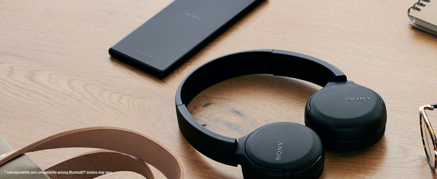 Sony Bluetooth Headphone WH-CH510 (3 Colors)
