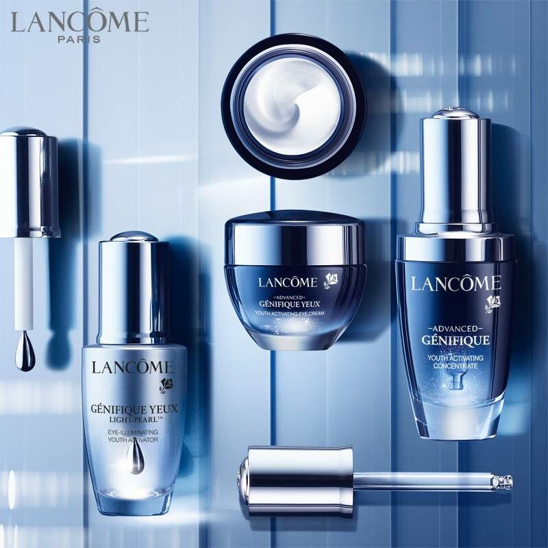 Lancome Genifique Serum Youth Activating Concentrate 5ml x 3